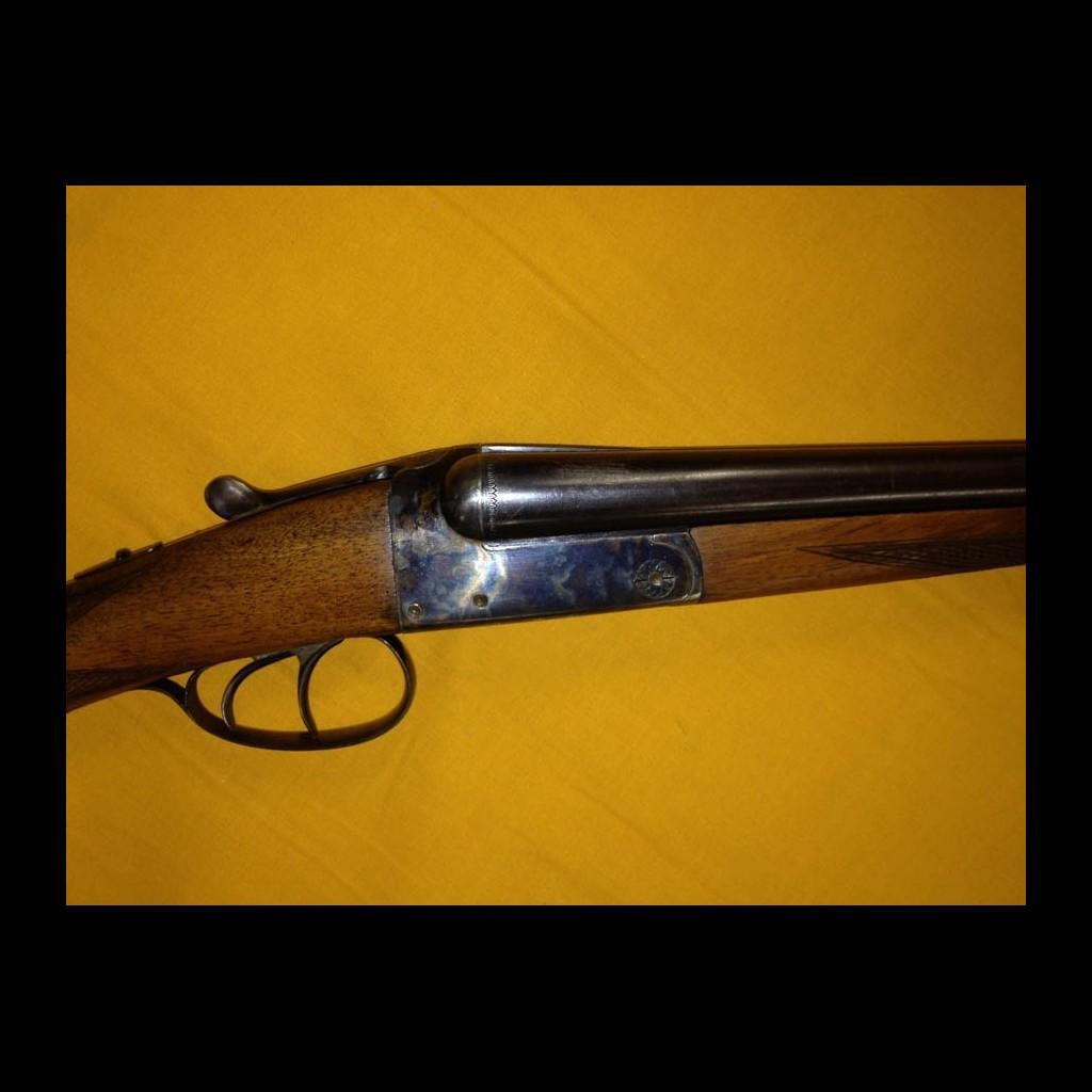54d4f39371a Fusil stephanois juxtaposé calibre 28