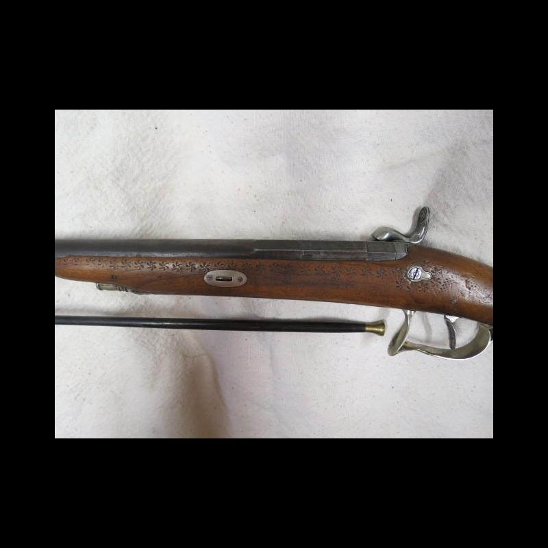 petit fusil d 39 enfant de chasse percussion 1830 1840. Black Bedroom Furniture Sets. Home Design Ideas